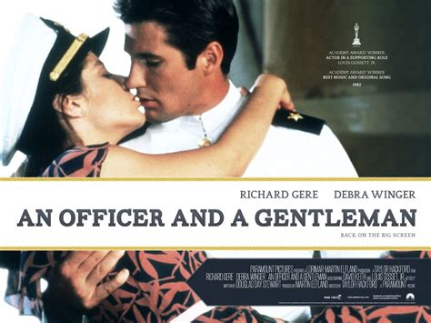 Officer And A Gentleman Soundtrack by The Studio Exec Studer S Soundtracks An Officer And