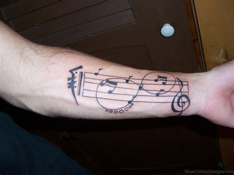 music design tattoo 92 tattoos