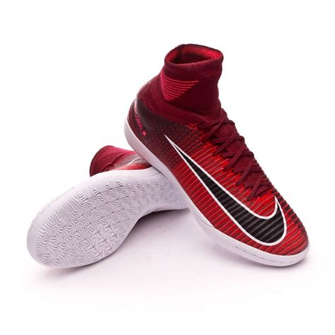 Sepatu Futsal Adidas Top Sala Grey Pink List Putih Grade Ori futsal boot nike mercurialx proximo ii df ic team
