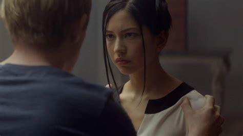 ex machina asian robot sonoya mizuno the mute sex slave robot from ex machina