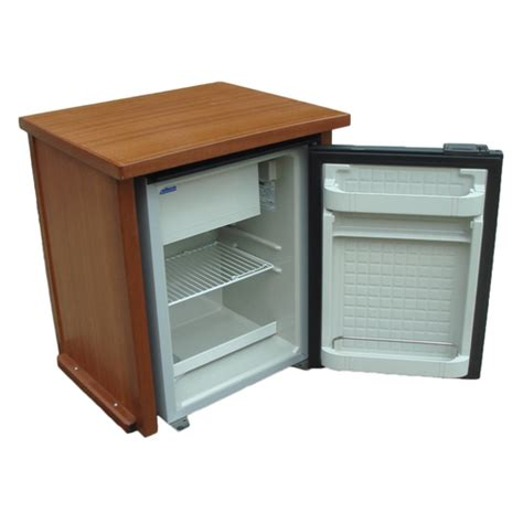 Freezer Mini Box freeman compact fridge mahogany fridge box marine