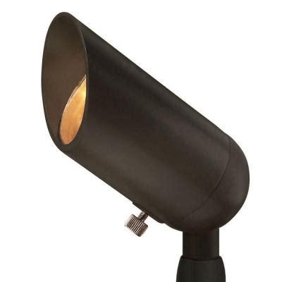 low voltage led spotlights outdoor hinkley lighting low voltage 50 watt bronze outdoor