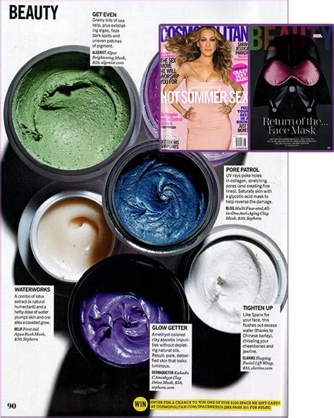 Amethyst Clay Detox Mask by The World S Catalog Of Ideas