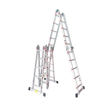 Tangga Serbaguna jual mxl aluminium tangga serbaguna 5 steps harga kualitas terjamin