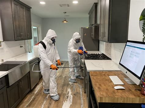 residential cleaning disinfecting sanitizing