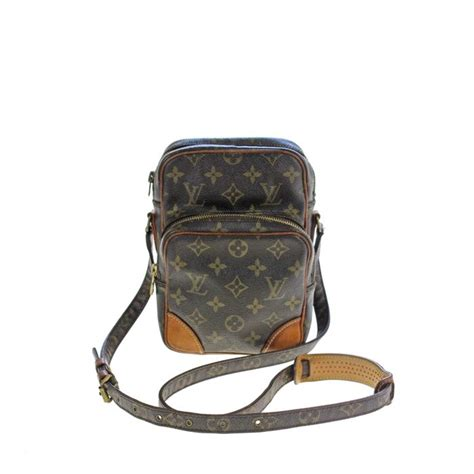 louis vuitton monogram amazon shoulder bag  minimum