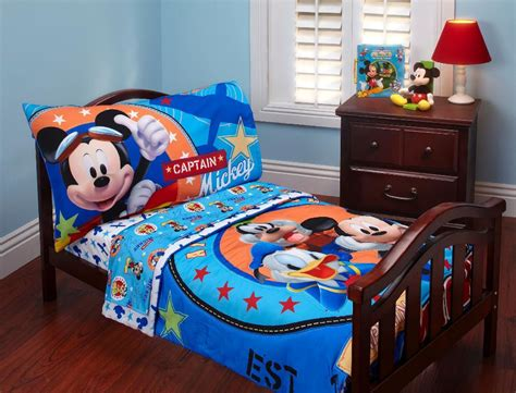 Mickey Mouse Baby Bedding Set Mickey Mouse Toddler Bed Set For Mygreenatl Bunk Beds Mickey Mouse Toddler Bed Set Boy