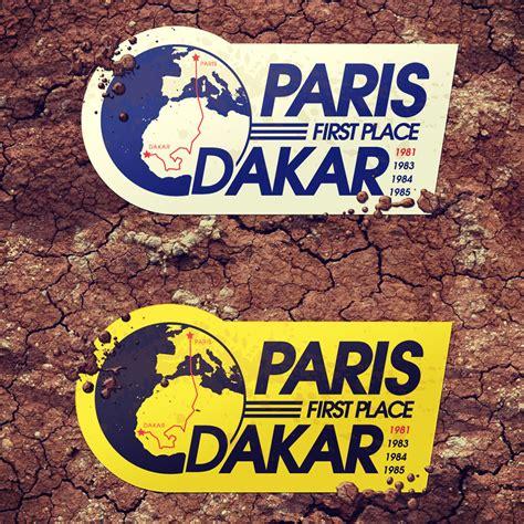 Bmw Dakar Sticker by Bmw Dakar Commemorative Sticker Mario S Sign Shop