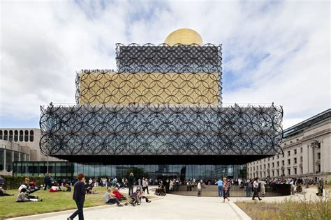 Home Library Design Uk by Birmingham Library Building E Architect