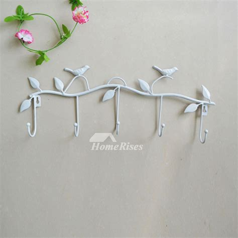 Modern Wall Mount Painting Decorative Bathroom Towel Hooks