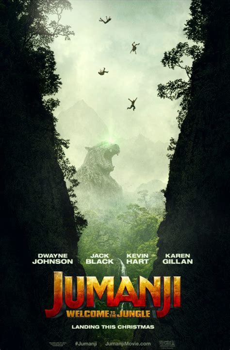 movies released today jumanji welcome to the jungle by dwayne johnson jumanji welcome to the jungle movie trailer release date