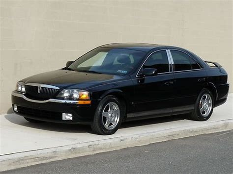 find used 2001 lincoln ls sport sedan rare v6 5 speed manual in prescott valley arizona united buy used gorgeous 2001 lincoln ls lse sport v8 42 121 original miles in philadelphia