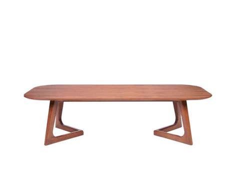 Modern Walnut Coffee Table Modern Walnut Coffee Table Z097 Contemporary