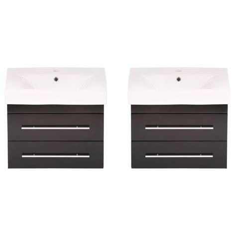 wall mount vanity cabinet double wall mount vanity in bathroom vanities