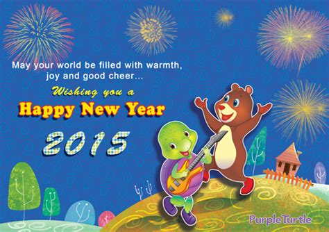 new year 2015 characters greetings warm wishes for new year 2015 free happy new year ecards