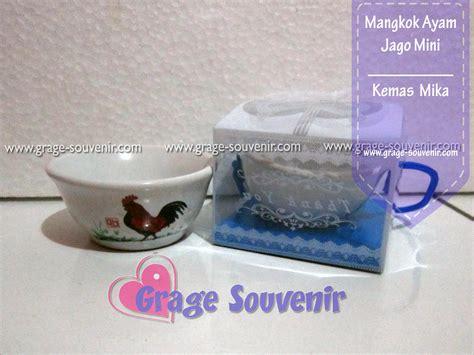 Mangkok Ayam Mini Premium mangkok ayam jago mini murah jual souvenir pernikahan