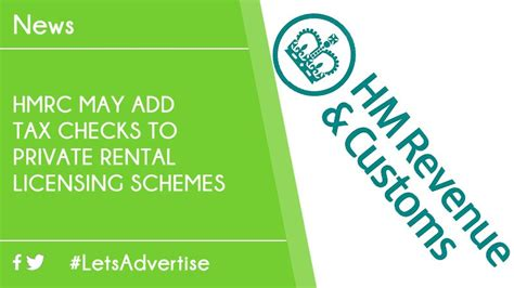 H M Background Check Hmrc May Add Tax Checks To Rental Licensing Schemes Lets Advertise