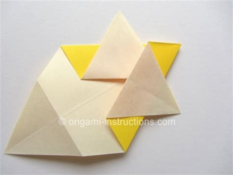 Origami Of David - origami folding how to fold an