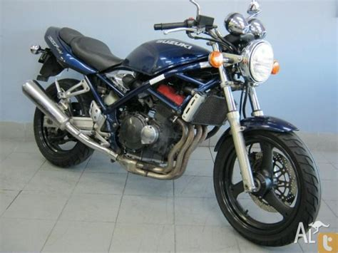 Suzuki New Bike 250cc Suzuki Gsf250v Bandit 250cc 2000 For Sale In Redfern