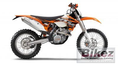 2013 Ktm 350 Exc F Horsepower Rating