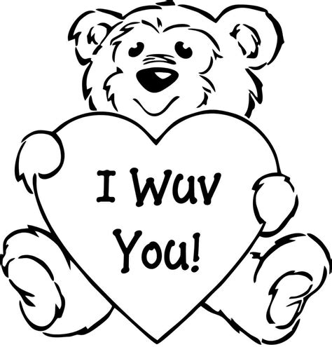 free printable valentine coloring sheets kids coloring