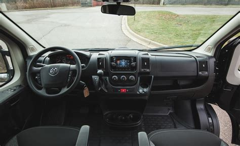 Ram Promaster Interior by Car And Driver