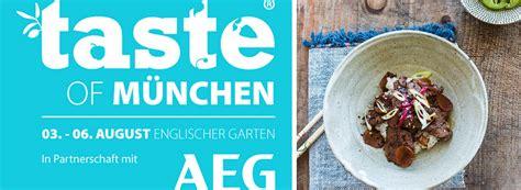 Taste Of München Englischer Garten Adresse by Live Und In Farbe Besucht Mich Auf Der Taste 174 Of M 252 Nchen