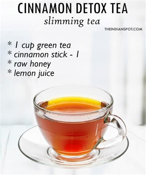 Black Tea Detox Recipe by Morning Detox Tea Recipes For Healthy And Glowing Skin