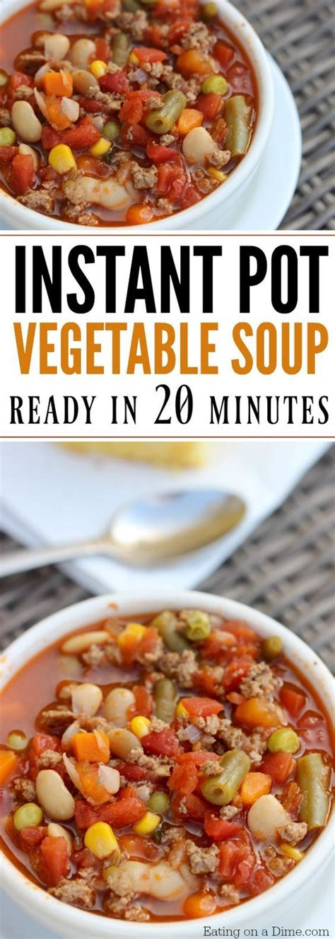 easy vegetarian cooker recipes 17 best ideas about easy vegetable soup on