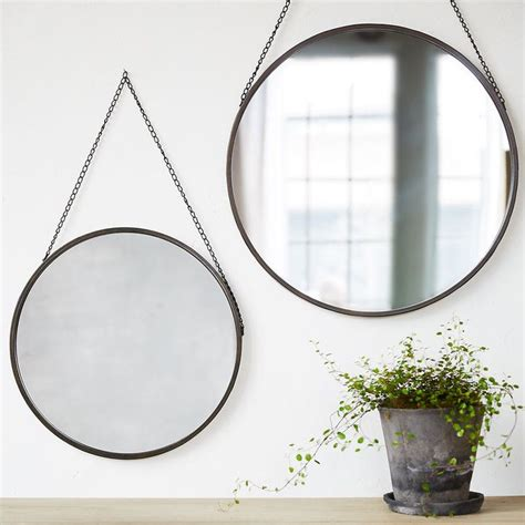 circle bathroom mirror top 25 best circle mirrors ideas on pinterest large