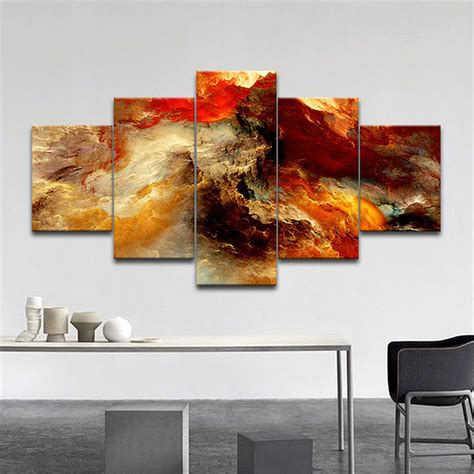 large canvas modern home wall decor painting