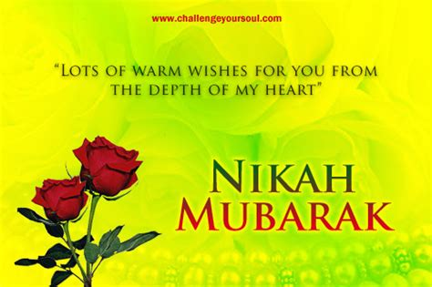 Wedding Wishes Sms Urdu by My Sweet Islam Nikah Mubarak Warm Wishes Marriage