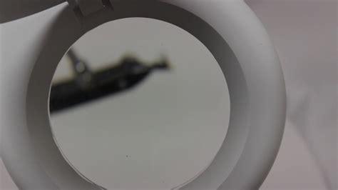 magnifier floor l reviews ottlite kcp in adjustable height craft floor l with