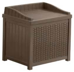 Outdoor Storage Bench Seat Space Saving Patio Storage Bench Seats