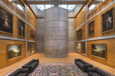 yale center  british art renovation architect