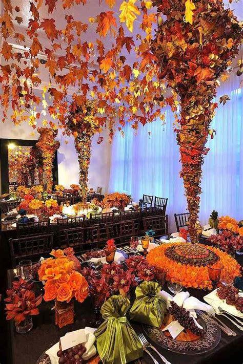 30 festive fall table decor ideas 30 ideas for festive fall decorating from nature