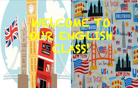 imagenes english class welcome to our english class