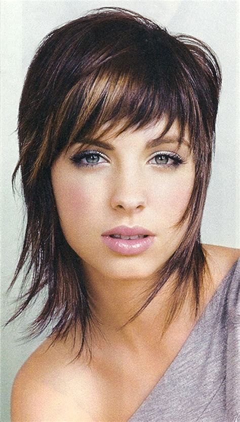 haircut for wispy hair cute wispy medium length shag haircut 799x1405 cute