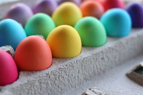 intense easter egg colors this is how to get them