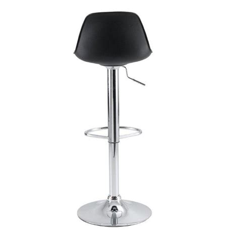 Lot De 4 Tabourets De Bar by Lot De 4 Tabourets De Bar Noir Kosyform