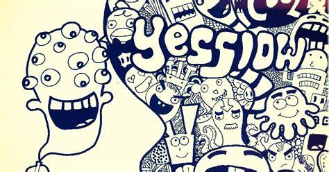 doodle itu apa yessiow ciri khas doodler