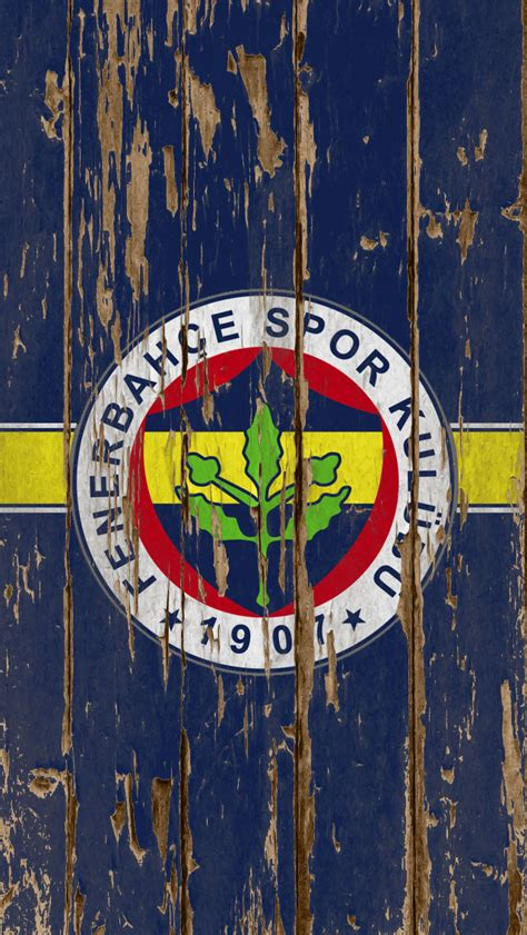 Football Wallpapers Iphone All Hp fenerbahce football club wood logo iphone 5 wallpaper