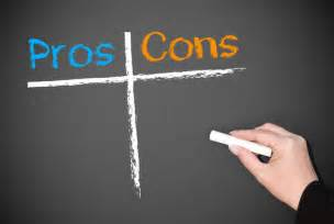 Pros and cons of using frameworks