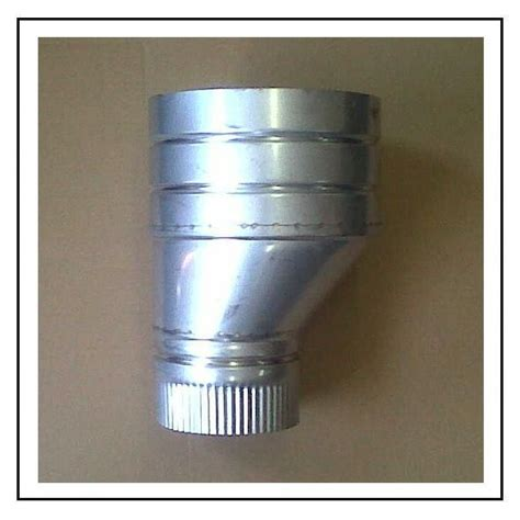 Chimney Offset Adapter - offset adapter 5 quot