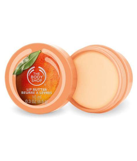 Lip Gloss The Shop the shop satsuma lip balm light orange 10 ml