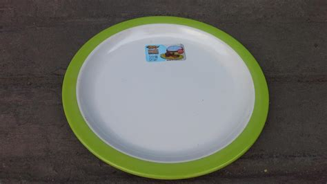 Piring Datar 9 Inch Flat Plate Ceramic Piring Makan Porselen Putih sell melamine flat plate 9 quot 2 color code p09a8 brands golden from indonesia by ud