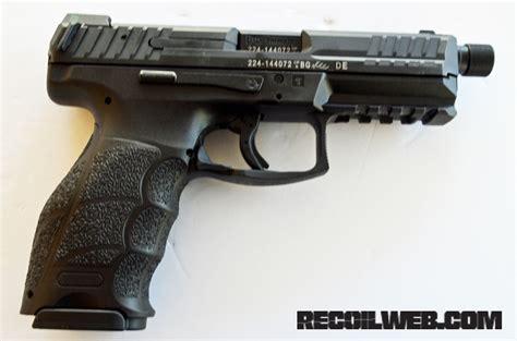 tactical tactical h k vp9 tactical vp9 volkspistole now threaded recoil