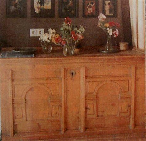 schublade nach oben öffnen antike mbel bauerntruhe um 1890 orginalzustand