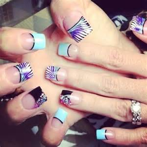 crazy nail designs beauty pinterest