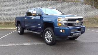 2016 chevrolet silverado 2500 hd high country duramax